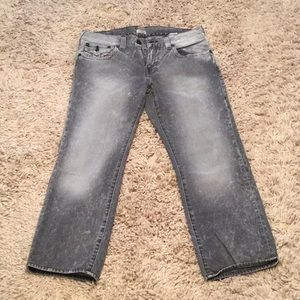 True Religion Jeans Ricky Relaxed Fit 34 x 30 NWOT